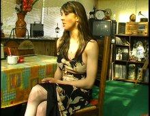 9017 - Belle jeune femme baise avec un papy