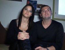 11303 - Jeune couple amateur amateur du Net