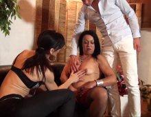 12839 - Casting porno d'une libertine salope