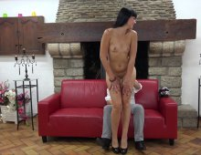 13189 - Casting porno d'une femme célibataire
