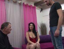 13401 - Un casting porno au Cap d'Agde
