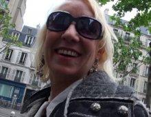 13719 - Femme Cougar blonde accro à la baise