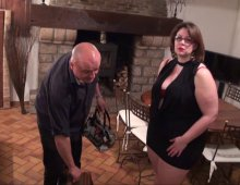 14023 - Une baise avec une grosse femme BBW