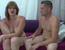 14131 - Un premier casting porno avec les plaisirs du cul