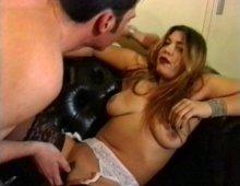14831 - Casting porno vintage d'une femme à gros seins