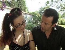 14921 - Vanille étudiante salope baise avec son prof