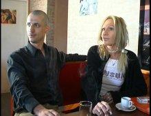 15029 - Blondasse se fait ramoner dans un bar