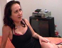 15669 - Julie, comblée par un veinard bien gaulé