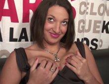 15721 - Un casting anal au plaisir d'une beurette, Nathalie