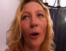 15958 - Grosse pipe et levrette avec une blonde