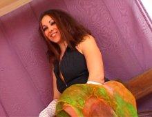 16122 - Vanille nous montre de quoi elle est capable