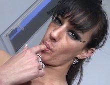 17236 - Sextape d'une femme qui aime le cul