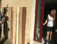 17782 - Sodomie et éjac sur les fesses en extérieur