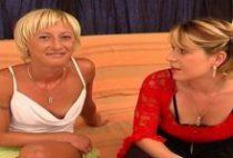 26995 210x142 - Deux lesbiennes blondes font connaissance