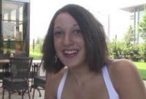 27345 210x142 - Un casting porno improvisé par un expert et une brunette