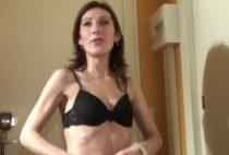 Française lambda dans son premier casting porno