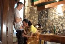 39668 210x142 - Un soldat baise sa femme en cuisine