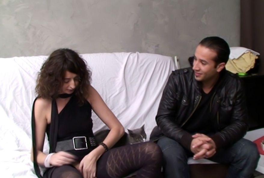 1283 1 - Casting sexe d'un couple amateur Parisien