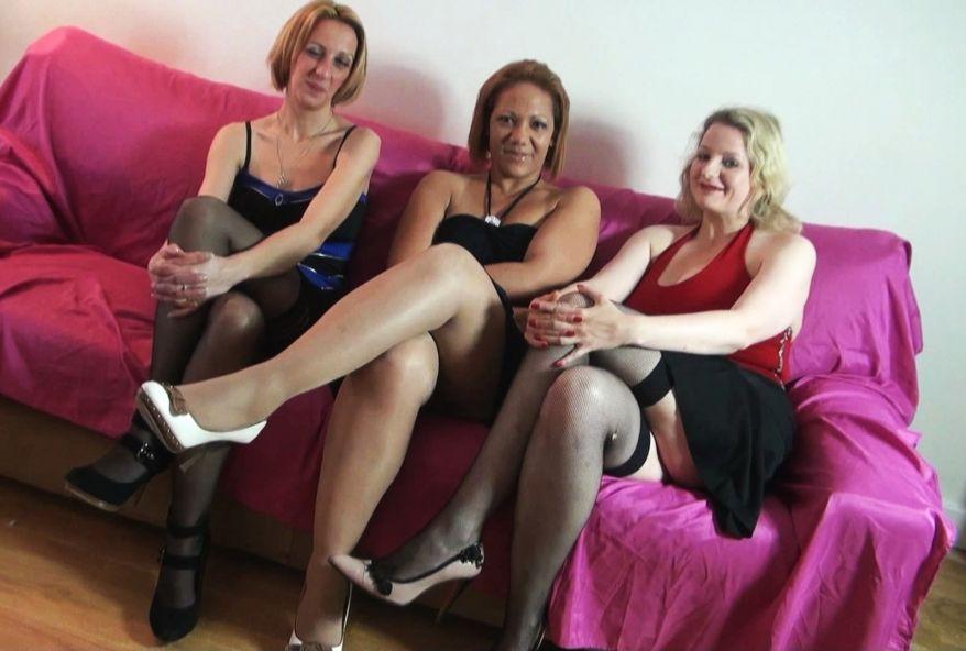 3179 1 - Partouze avec trois femmes et un homme