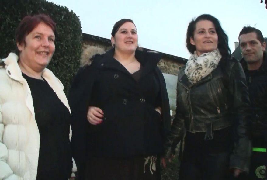 3805 1 - Femme grosse de Rennes partouze à l'hôtel