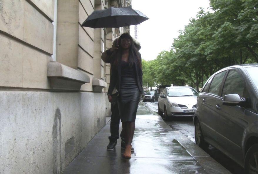 4011 1 - Aia, une belle black de 25 ans très #cochonne