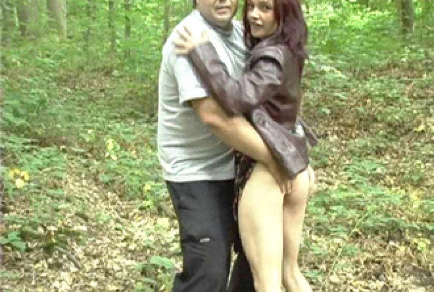406 1 - Amatrice baisée dans les bois de St Cloud