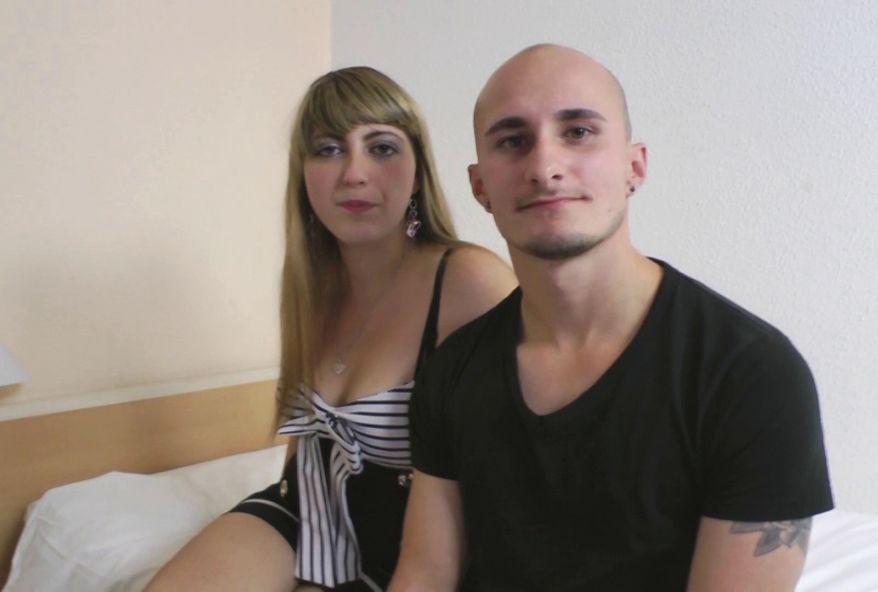4318 1 - Baise dans une chambre d'hôtel à Lyon