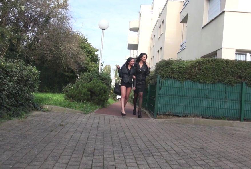 4337 1 - Plan cul avec deux femmes bisexuelles