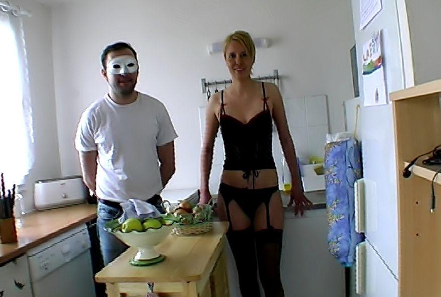 554 1 - Sexe maison d'un couple amateur
