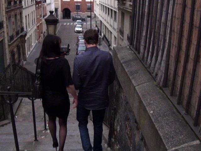 1006 1 - Myléna baise jeune étudiant à Paris