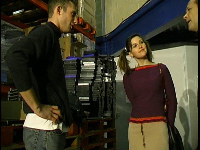 101 1 - Anaïs vient voir jack pour un poste de secrétaire !