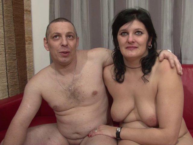 1160 1 - Couple libertin s'essaie au porno pour la première
