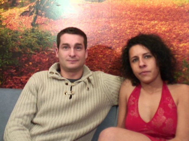 490 1 - Samantha et Mike font un casting sexe