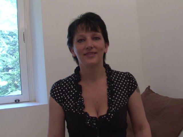 5504 1 - Lucie passe son premier casting porno