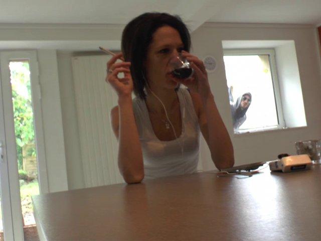 5628 1 - Voyeur pervers baise de force une femme Française