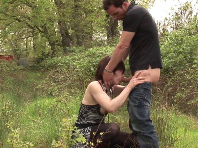 865 1 - Prise ne flagrant délit de baise dans les bois