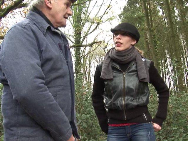 914 1 - Chasse, pêche et coup dans le fion en pleine forêt