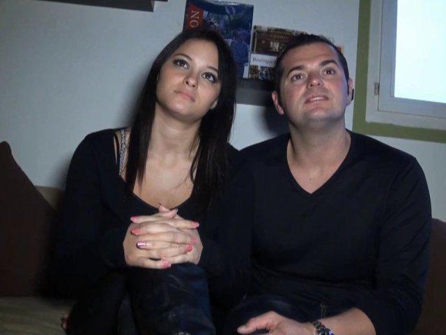 967 1 - Jeune couple amateur baise devant notre cam
